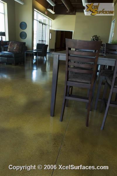 Aqua Stain Indoors